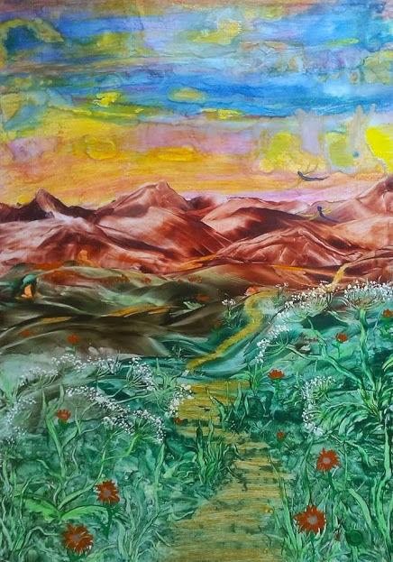 obraz Cesta do Hôr