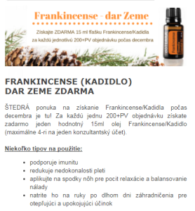 kadidlo frankincense