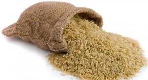 natural ryža