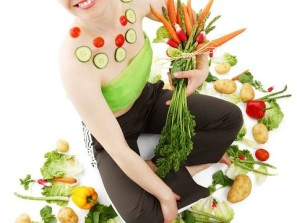 výživa žena