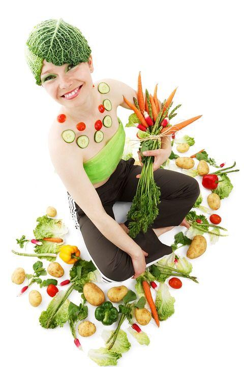 Žena a výživa v harmónii s mesačným menštuačným cyklom