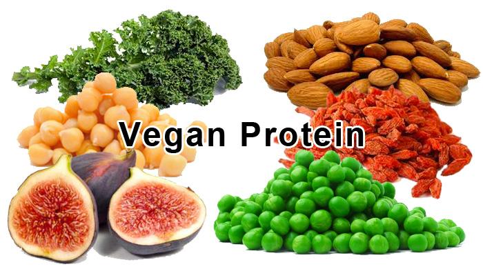 Rastlinné bielkoviny – proteíny